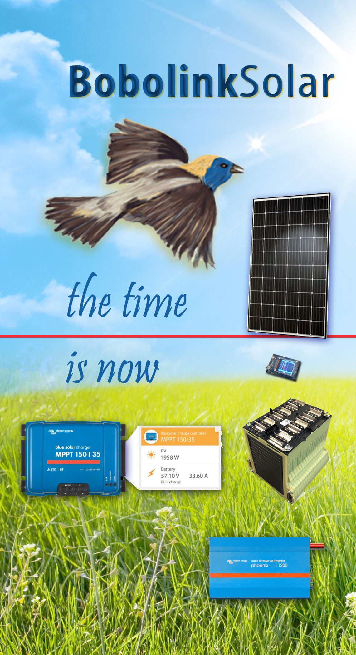 Solar Battery Systems